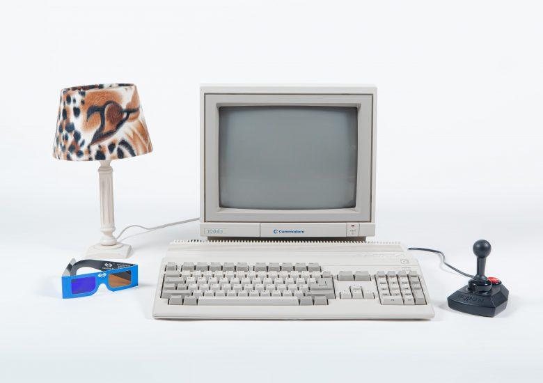 Retro game R.E.R.O voor de Amiga 500
