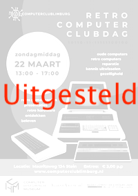 Kick-off meeting uitgesteld